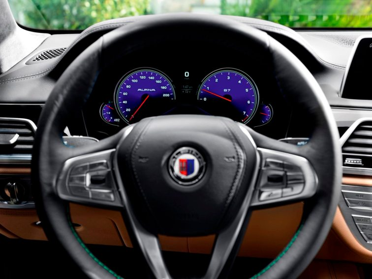 2017 BMW ALPINA B7 xDrive Interior 11