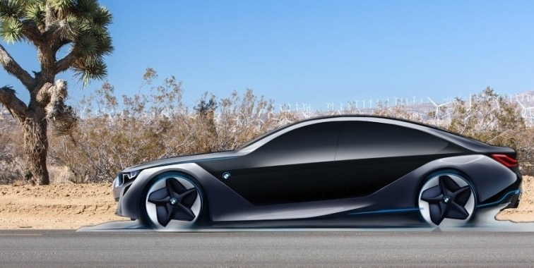 2017 BMW i6 Materializes in Renderings As Huge Carbon-Fiber Plant of Toray Industries Heads to Spartanburg 18
