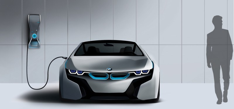 2017 BMW i6 Materializes in Renderings As Huge Carbon-Fiber Plant of Toray Industries Heads to Spartanburg 38