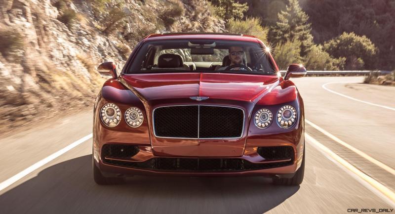 2017 Bentley Flying Spur V8S 8