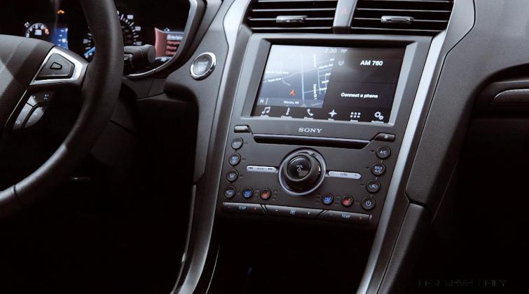 2017 Ford Fusion V6 Sport - Video Stills 14