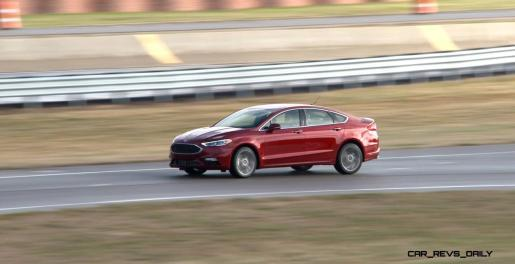 2017 Ford Fusion V6 Sport - Video Stills 19