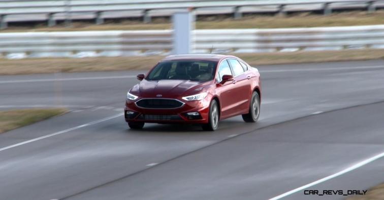 2017 Ford Fusion V6 Sport - Video Stills 21