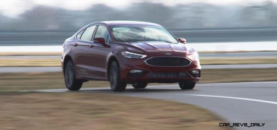 2017 Ford Fusion V6 Sport - Video Stills 24