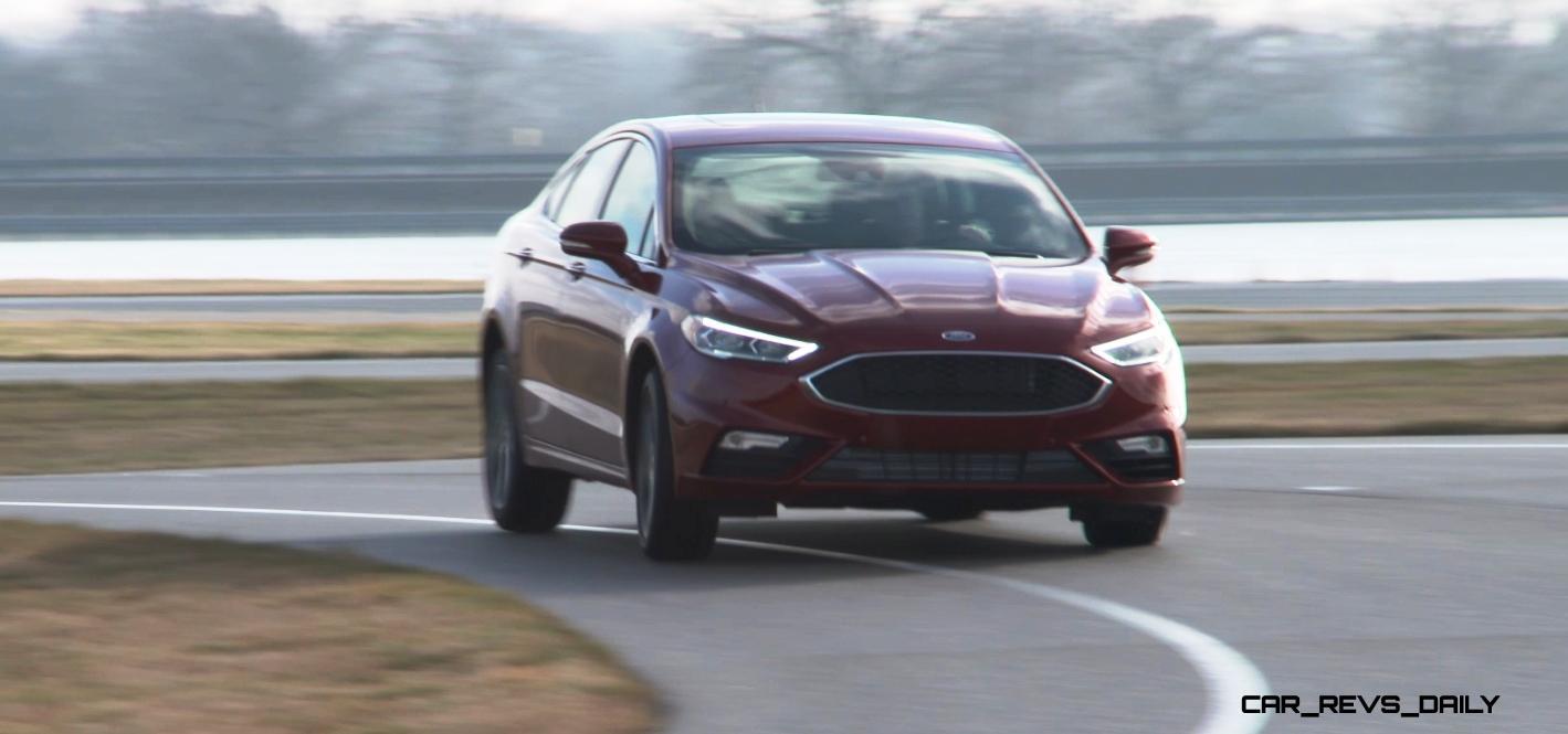 2017 Ford Fusion V6 Sport - Video Stills 25