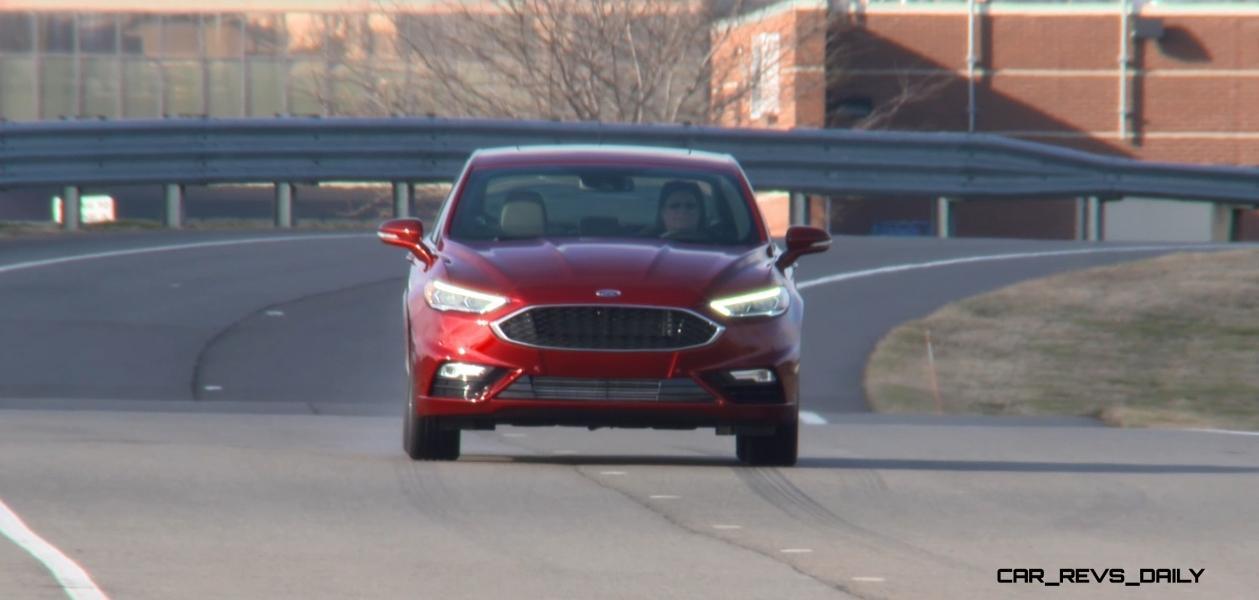 2017 Ford Fusion V6 Sport - Video Stills 28