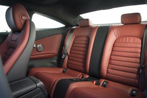2017 Mercedes-Benz C-Class Coupe 15