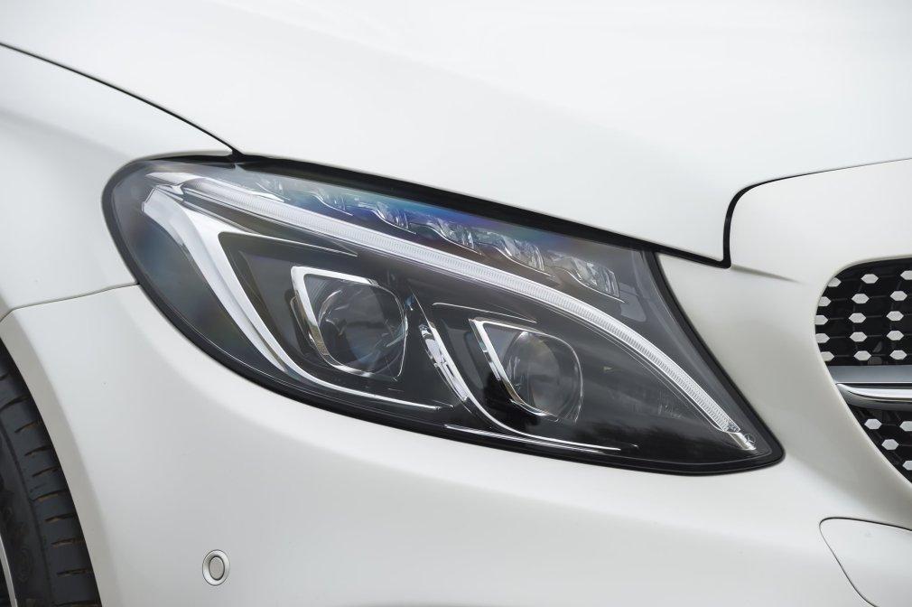 2017 Mercedes-Benz C-Class Coupe 59