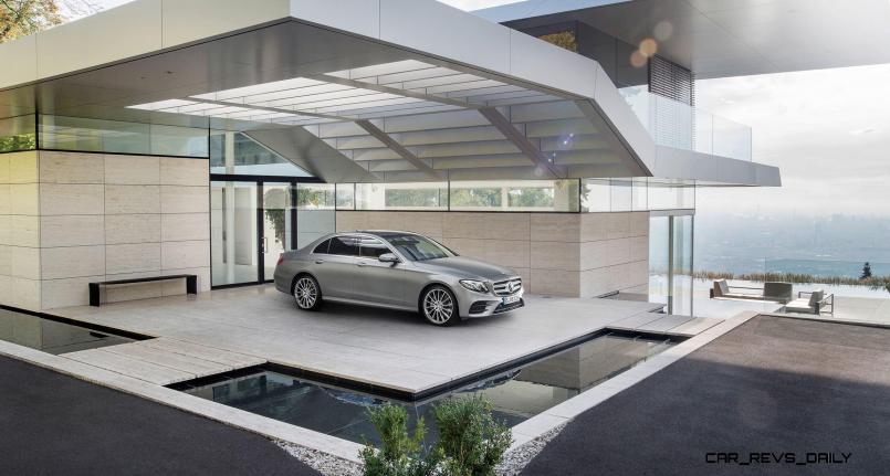 2017 Mercedes-Benz E-Class 11