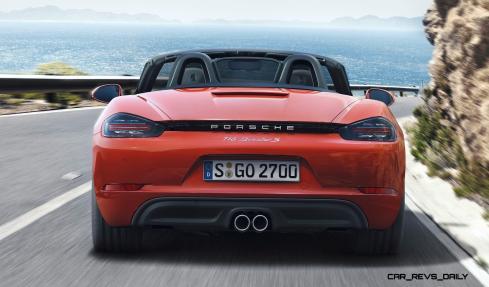 2017 Porsche 718 Boxster 5