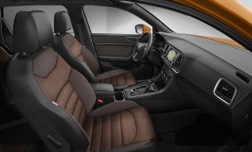 2017 SEAT Alteca SUV 13