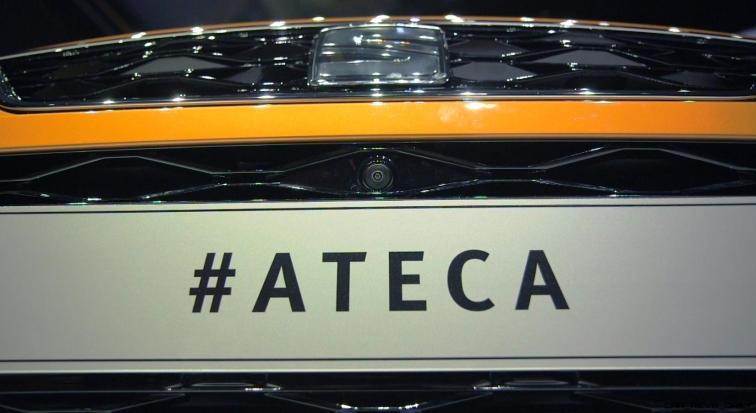 2017 SEAT Alteca SUV Live Reveal 31