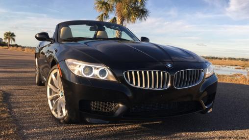 2016 BMW Z4 M Sport sDrive35i 34