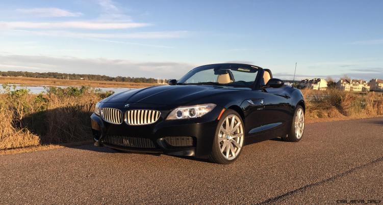 2016 BMW Z4 M Sport sDrive35i 41