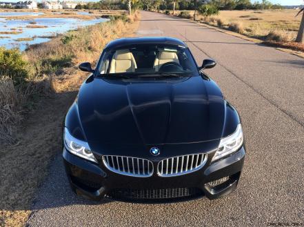 2016 BMW Z4 M Sport sDrive35i 6