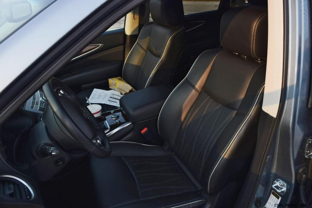 2016 INFINITI QX60 3.5 AWD 34