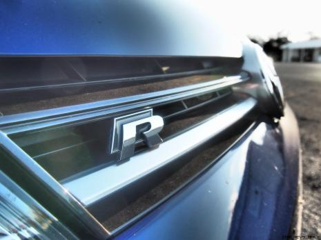 2016 VW Golf R Lapiz Blue by Lyndon Johnson 15