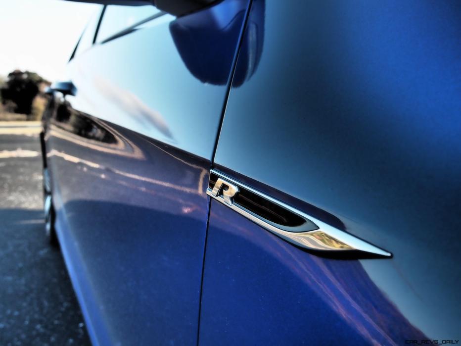 2016 VW Golf R Lapiz Blue by Lyndon Johnson 18