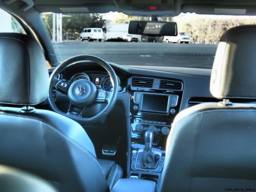 2016 VW Golf R Lapiz Blue by Lyndon Johnson 25