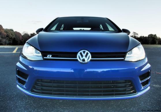 2016 VW Golf R Lapiz Blue by Lyndon Johnson 31
