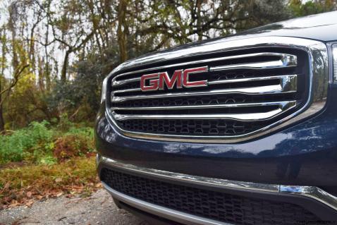 2017 GMC Acadia Exteior Photos 20