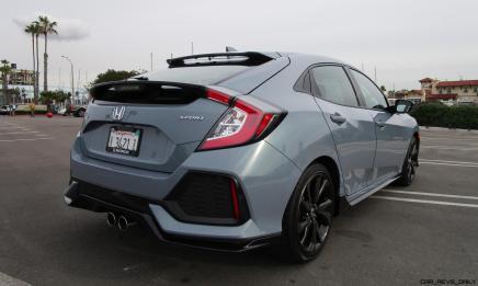 2017 Honda Civic Sport 5-Door 5