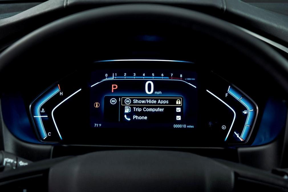 Edited Honda Odyssey 4