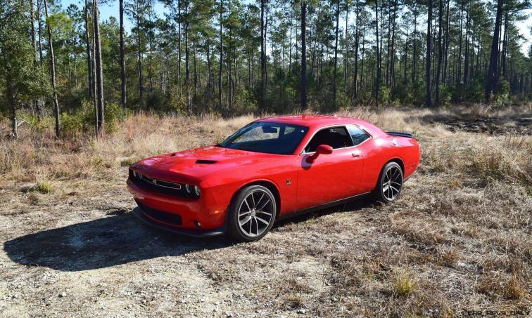 2016 Dodge Challenger RT SCAT PACK 54