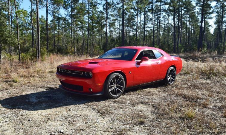 2016 Dodge Challenger RT SCAT PACK 55