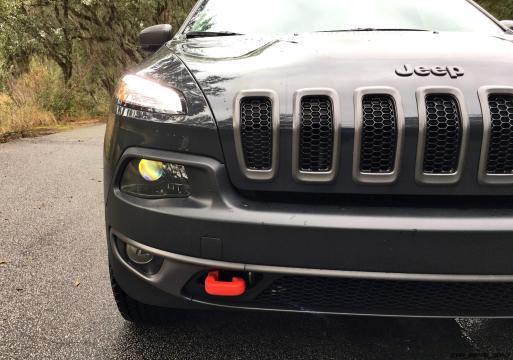 2017 Jeep Cherokee TRAILHAWK 48