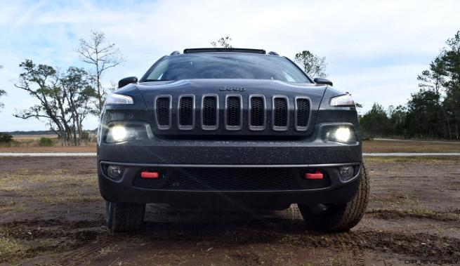 2017 Jeep Cherokee TRAILHAWK 5