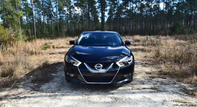 2017 Nissan Maxima SR Midnight Edition 1