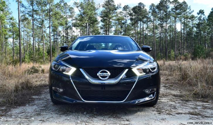 2017 Nissan Maxima SR Midnight Edition 2