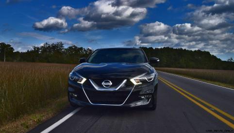 2017 Nissan Maxima SR Midnight Edition 30