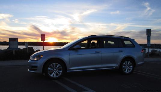 2017 VW Golf SportWagen S 4Motion 15
