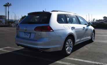 2017 VW Golf SportWagen S 4Motion 4