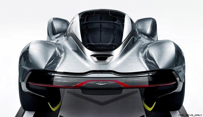 2019 Aston Martin AM-RB 001 Concept 4