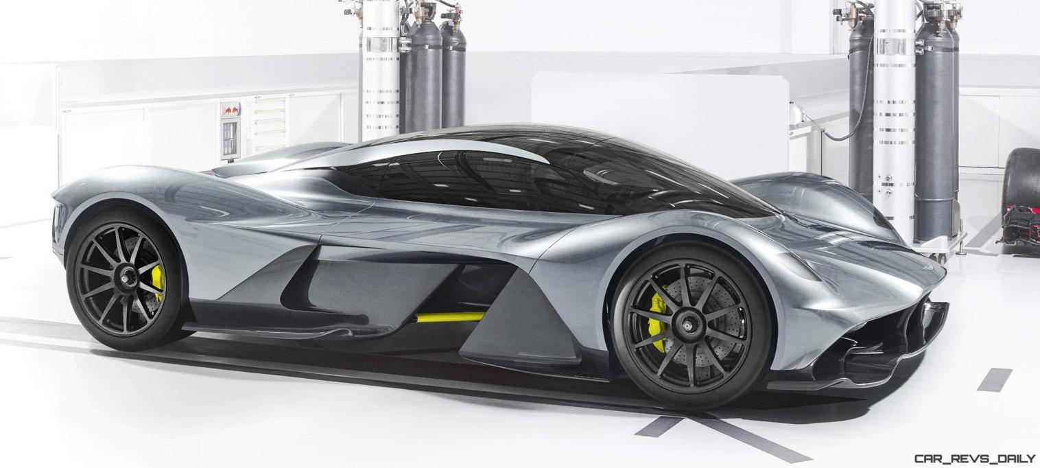 2019 Aston Martin AM-RB 001 Concept 5