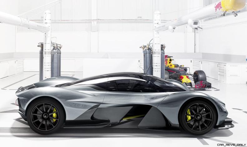 2019 Aston Martin AM-RB 001 Concept 9