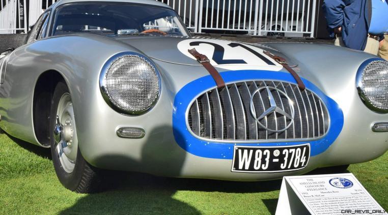 1952 Mercedes-Benz W194 17