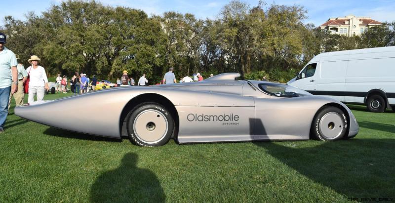 1987 Oldsmobile AeroTech 11