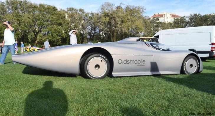 1987 Oldsmobile AeroTech 13
