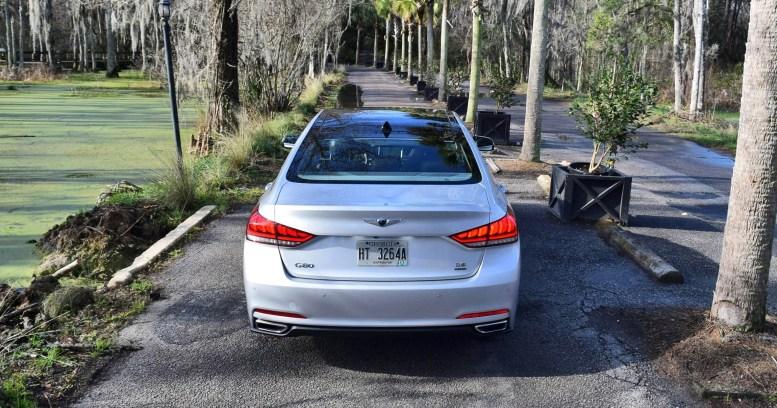 2017 GENESIS G80 AWD 18