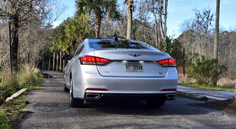 2017 GENESIS G80 AWD 21