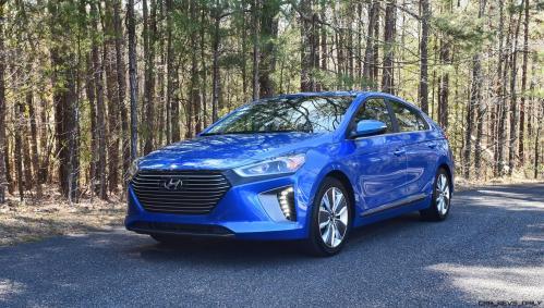 2017 Hyundai Ioniq Hybrid 19