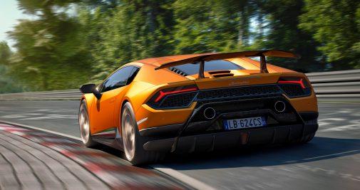 2017 Lamborghini Huracan PERFORMANTE 30