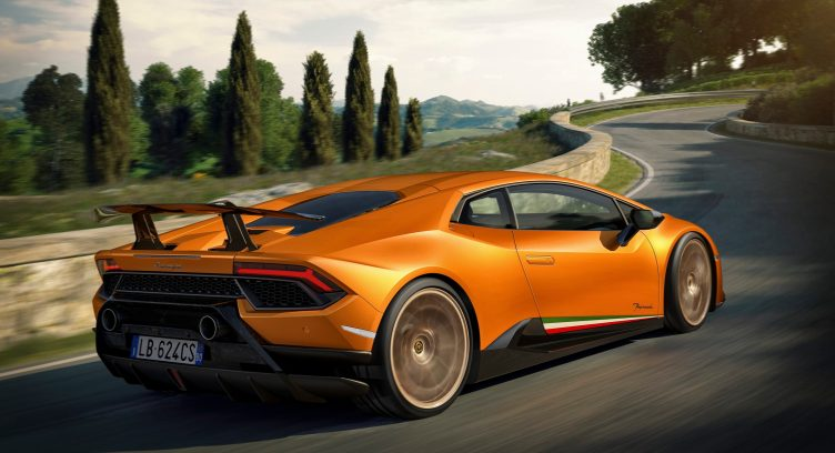 2017 Lamborghini Huracan PERFORMANTE 33