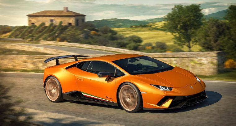2017 Lamborghini Huracan PERFORMANTE 34