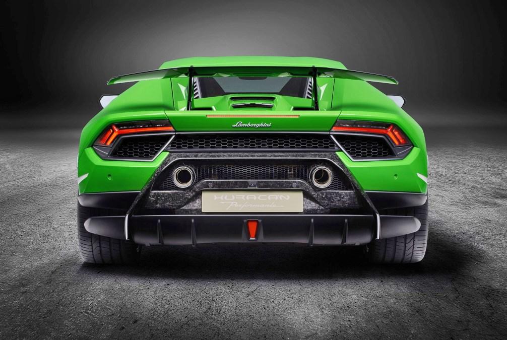 2017 Lamborghini Huracan PERFORMANTE 41