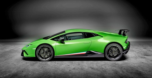 2017 Lamborghini Huracan PERFORMANTE 42